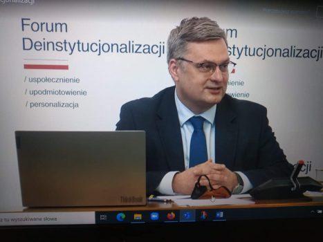 dr hab. Marek Rymsza, doradca Prezydenta RP