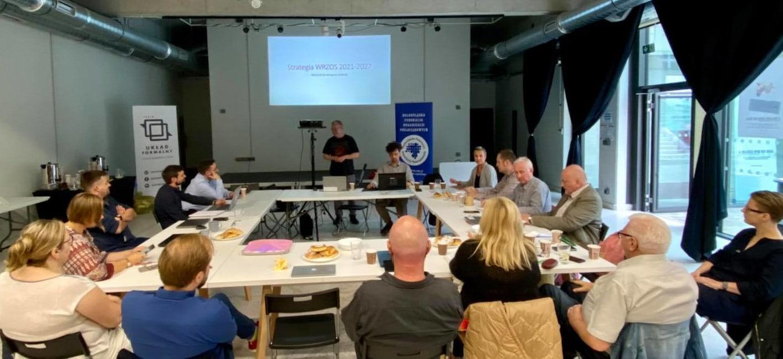 Spotkanie strategiczne WRZOS